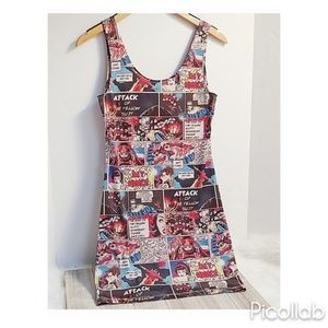 "Wet Seal ""Comic Dress"""